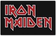 Frühstücksbrettchen Iron Maiden Logo