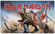 Frühstücksbrettchen Iron Maiden The Trooper