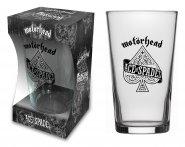 Glas Motörhead Ace of Spades