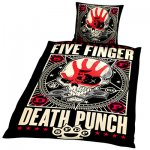 Bettwäsche Five Finger Death Punch Skull