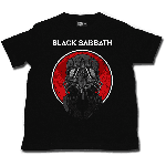 Kids Shirt Black Sabbath Never Say Die