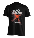 T-Shirt Black Sabbath The End XL
