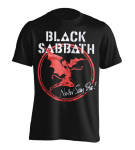 T-Shirt Black Sabbath Archangel L