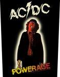 Rückenaufnäher AC/DC Powerage