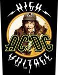 Rückenaufnäher AC/DC High Voltage