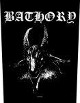 Rückenaufnäher Bathory Goat