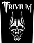 Rückenaufnäher Trivium Skull