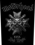 Rückenaufnäher Motörhead Bad Magic