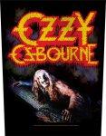 Rückenaufnäher Ozzy Osbourne Bark at the Moon