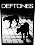 Rückenaufnäher Deftones Panther