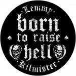 Rückenaufnäher Motörhead Lemmy Born to Raise Hell