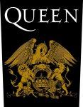 Rückenaufnäher Queen Crest