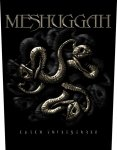 Rückenaufnäher Meshuggah Catch 33