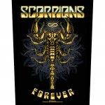 Rückenaufnäher Scorpions Forever