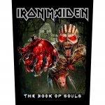 Rückenaufnäher Iron Maiden Book of Souls Heart