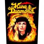 Rückenaufnäher King Diamond Fatal Portrait