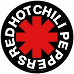 Rückenaufnäher Red Hot Chili Peppers Logo