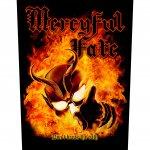 Rückenaufnäher Mercyful Fate Don't break the Oath