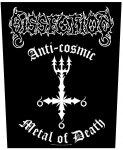 Rückenaufnäher Dissection Metal of Death