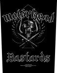 Rückenaufnäher Motörhead Bastards