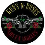Rückenaufnäher Guns'n Roses Los Angeles