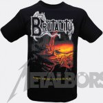 T-Shirt Brutality When the Sky turns Black