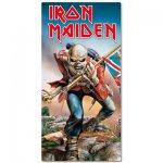 Handtuch Iron Maiden The Trooper