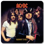 Untersetzer AC/DC Highway to Hell