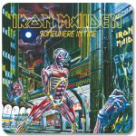 Untersetzer Iron Maiden Somewhere in Time