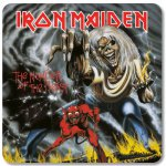 Untersetzer Iron Maiden Number of the Beast