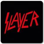 Untersetzer Slayer Logo