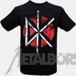 T-Shirt Dead Kennedys Classic Logo L