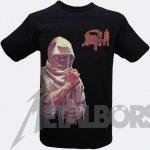 T-Shirt Death Leprosy Side Print L