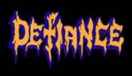 kleiner Aufnäher DEFIANCE Logo