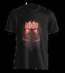 T-Shirt Deicide Skull & Bones