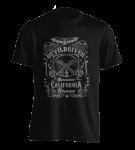 T-Shirt Devildriver California Groove