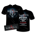 T-Shirt Delta Metal Meeting - Mannheim 2019 & Patch M