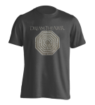 T-Shirt Dream Theater Maze ( grau )