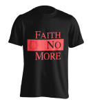 T-Shirt Faith no More Star Logo