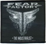kleiner Aufnäher Fear Factory The Industrialist