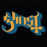 Untersetzer Ghost Logo