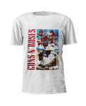 T-Shirt Guns'n Roses Welcome to the Jungle