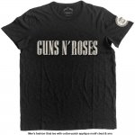 T-Shirt Guns'n Roses Logo ( Applikation )