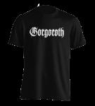 T-Shirt Gorgoroth Logo L