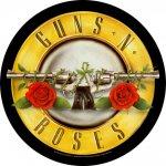 Rückenaufnäher Guns 'n' Roses Classic Logo