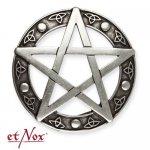 Gürtelschnalle Pentagram