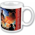 Tasse Iron Maiden The Wicker Man
