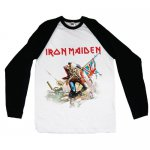Besaball Shirt Iron Maiden The Trooper