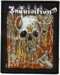 kleiner Aufnäher Inquisition Skull