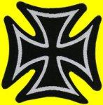 kleiner Aufnäher Iron Cross Iron Cross